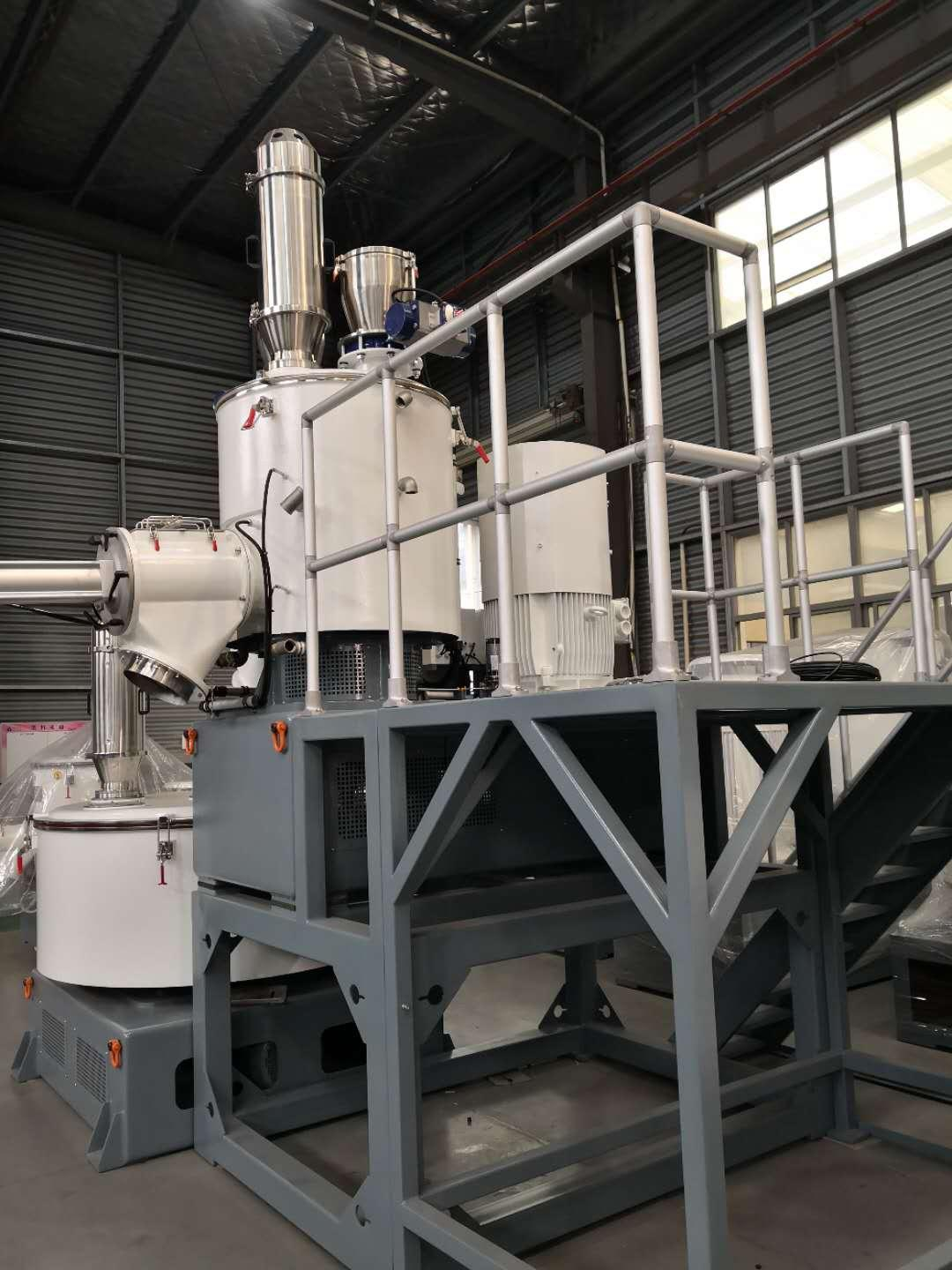 Electric Vacuum Electrostatic Powder Container Mixer