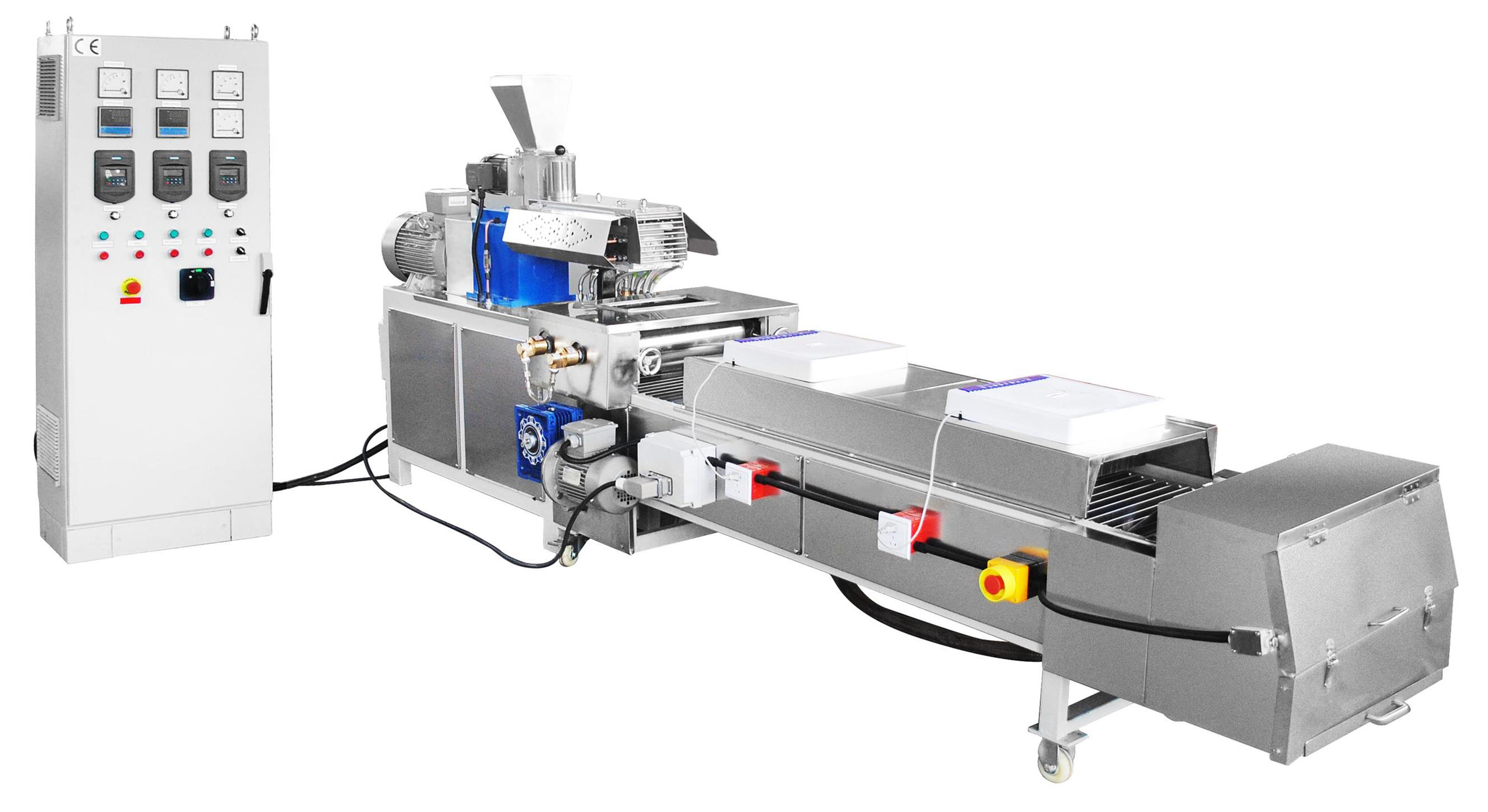 Parallel Specific Food Processing Twin Screw Extruder