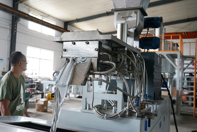 Segmented Liner Specific Food Processing Twin Screw Extruder